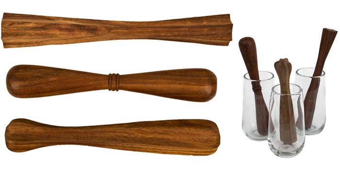 Дървена бухалка