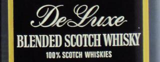 Уиски deluxe