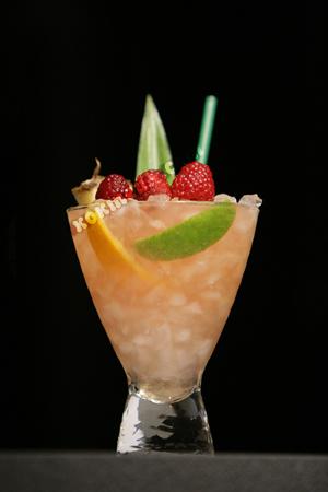 коктейл Бомбайски пунш