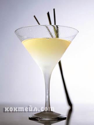 коктейл Бялата лейди