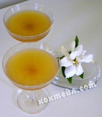 коктейл Епълджек сауър