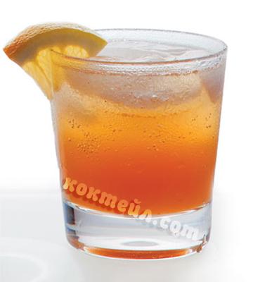 коктейл Забранен пунш