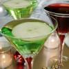 коктейл Зелена ябълка