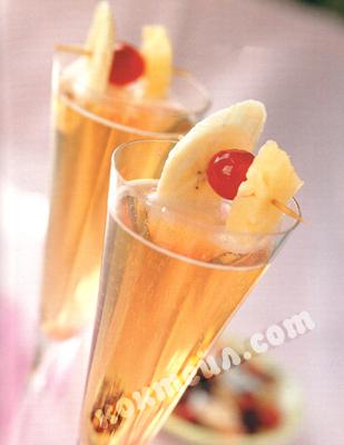 коктейл Карибско шампанско