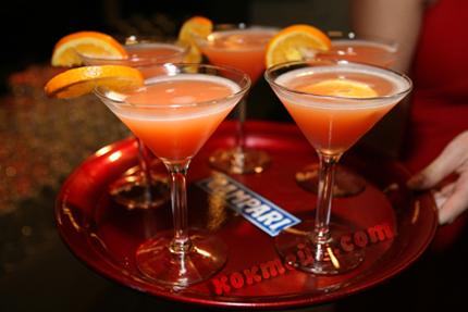 коктейл Кралско мартини