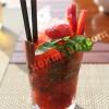 коктейл Краш праскови круши ягоди