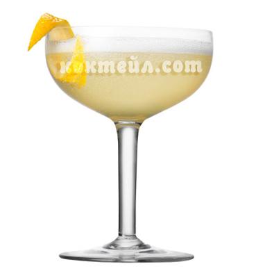 коктейл Ледено шампанско