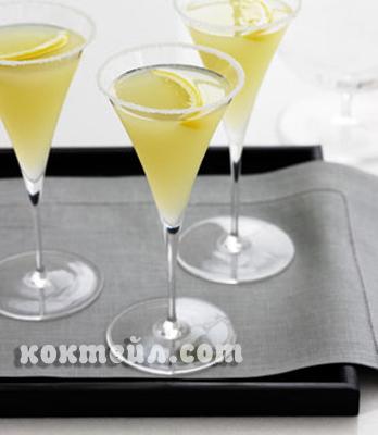 коктейл Лимонова глътка