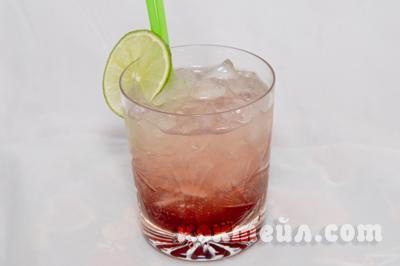 коктейл Мисисипи мюл