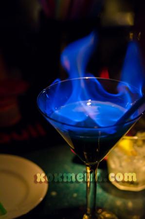 коктейл Огнено ламборгини