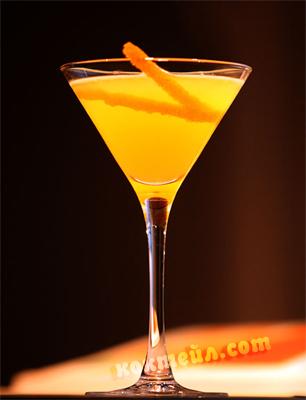 Огнен Огнен портокал