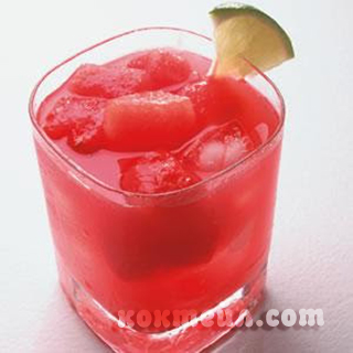 коктейл Розов джин
