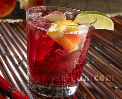 коктейл Сангрия