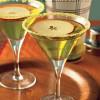 коктейл Ябълково мартини