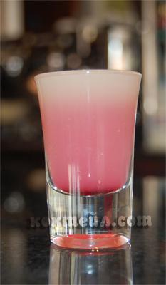 коктейл Пурпурна мъгла